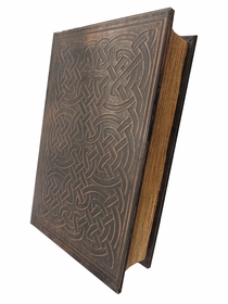 Diversion Safe - Celtic Knot Book Safe (Small)