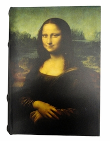 Diversion Safe - Mona Lisa Book Safe (Large)