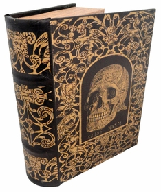 Diversion Safe - Skull of the King of Spirits Regus Mundi Book Safe (Large)
