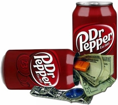 Dr. Pepper Diversion Safe Can