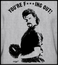 "East Bound and Down Shirt - Eastbound & Down ""You're Fuc*ing Out"" T-Shirt"