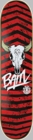 Element BAM Cow Skull Skateboard Skateboard Deck