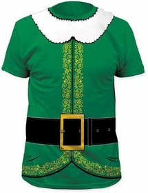 Elf Tuxedo Costume Men's T-Shirt