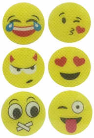 Emoji Mosquito Patch for Adult and Children - Non Toxic & Safe