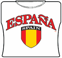 Espana Viva Girls T-Shirt