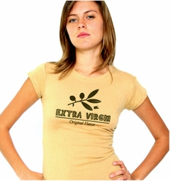 Extra Virgin Original Flavor Girls Tee
