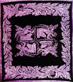 Fairy Braid Tapestry (Purple)