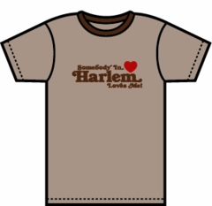 Fanclub Harlem Loves Me T-Shirt