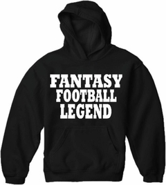 Fantasy Football Legend Mens Hoodie