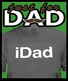 Father's Day Gifts, Tshirts and Accessories