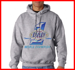 Fathers Day Hoodies