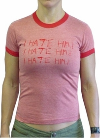 Five Crown I Hate Him Girls T-Shirt