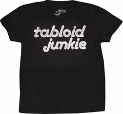 Five Crown Tabloid Junkie Girls T-Shirt