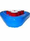 Floating Inflatable Beer Pong Rack