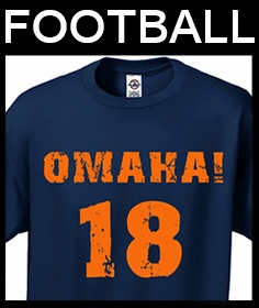 Football T-Shirts for Men