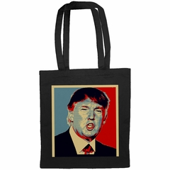 Full Color Trump Portrait Tote Bag