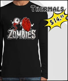 Funny, Rude, and Offensive Thermal Shirts : Buy Thermal Shirts at BeWild $14.95