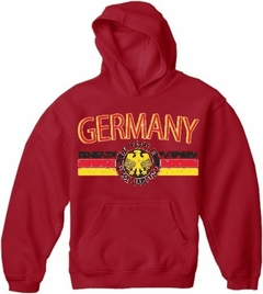 Germany Vintage Shield International Hoodie