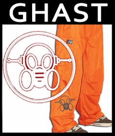 Ghast Clothing - Ghast T-Shirts and Rave Pants