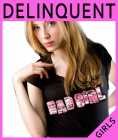 Girls Delinquent T-Shirts