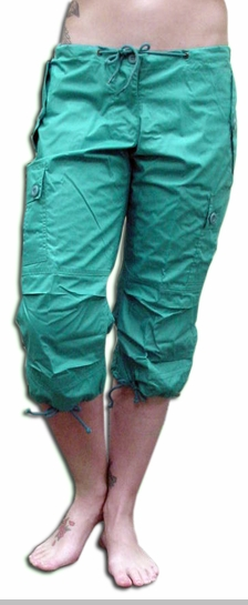 Girls UFO Hipster Shorts  (Teal)<!-- Click to Enlarge-->