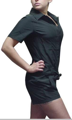Girly UFO Hot Pant Suit (Black) On Sale!!<!-- Click to Enlarge-->