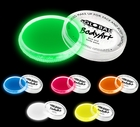 Global Colours Professional Neon UV Reactive Body Paint (3 Inches Round, 32 Grams)