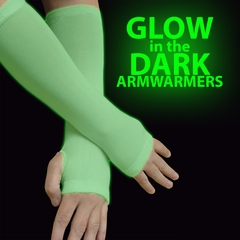 Glow In The Dark Arm Warmers