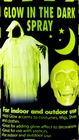 glow in the dark spray paint green. Black Bedroom Furniture Sets. Home Design Ideas