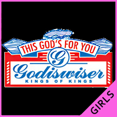 Godiswiser Girls T-Shirt