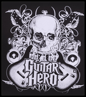"Guitar Hero ""Guitar Head"" T-Shirt"