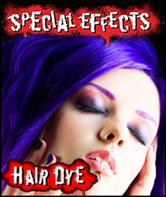 Hair Color - Special Effects FX Hair Dye