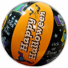 "Halloween 16"" Inflatable Beach Ball"