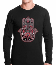 Hamsa - Hand of Protection Thermal Shirt