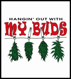Hanging Out With My Buds T-Shirt