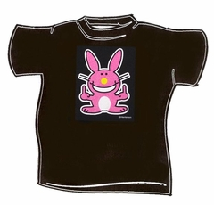 Happy Bunny Middle Finger T-Shirt
