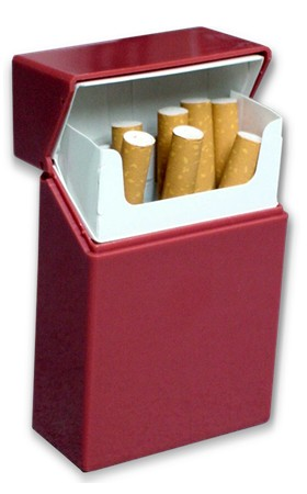 Hard Box Full Pack Cigarette Case Regular Size