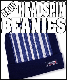 Head Spin Beanies - BBOY Headspin Break Dance Beanie