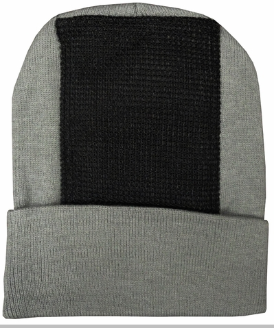 Head Spin Beanies - BBOY Headspin Break Dance Beanie (Grey / Black)<!-- Click to Enlarge-->