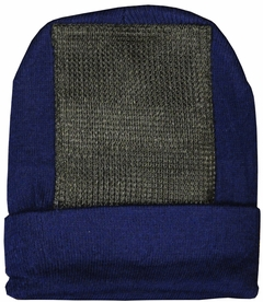 Head Spin Beanies - BBOY Headspin Break Dance Beanie (Navy Blue/ Black)