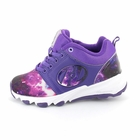 Heelys High Tail Skate Shoe (Purple/Galaxy)