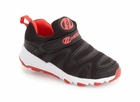 Heelys Rapido Slip On Skate Shoe (Black / Red / White)