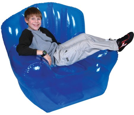High Back Inflatable Blow Up Chair High Back Blow Up Lounge Chair