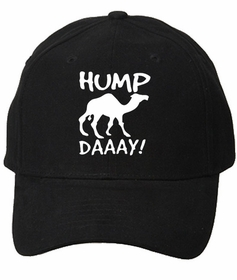 Hump Day Camel Baseball Hat