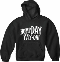 Hump Day Yay-Uh! Adult Hoodie