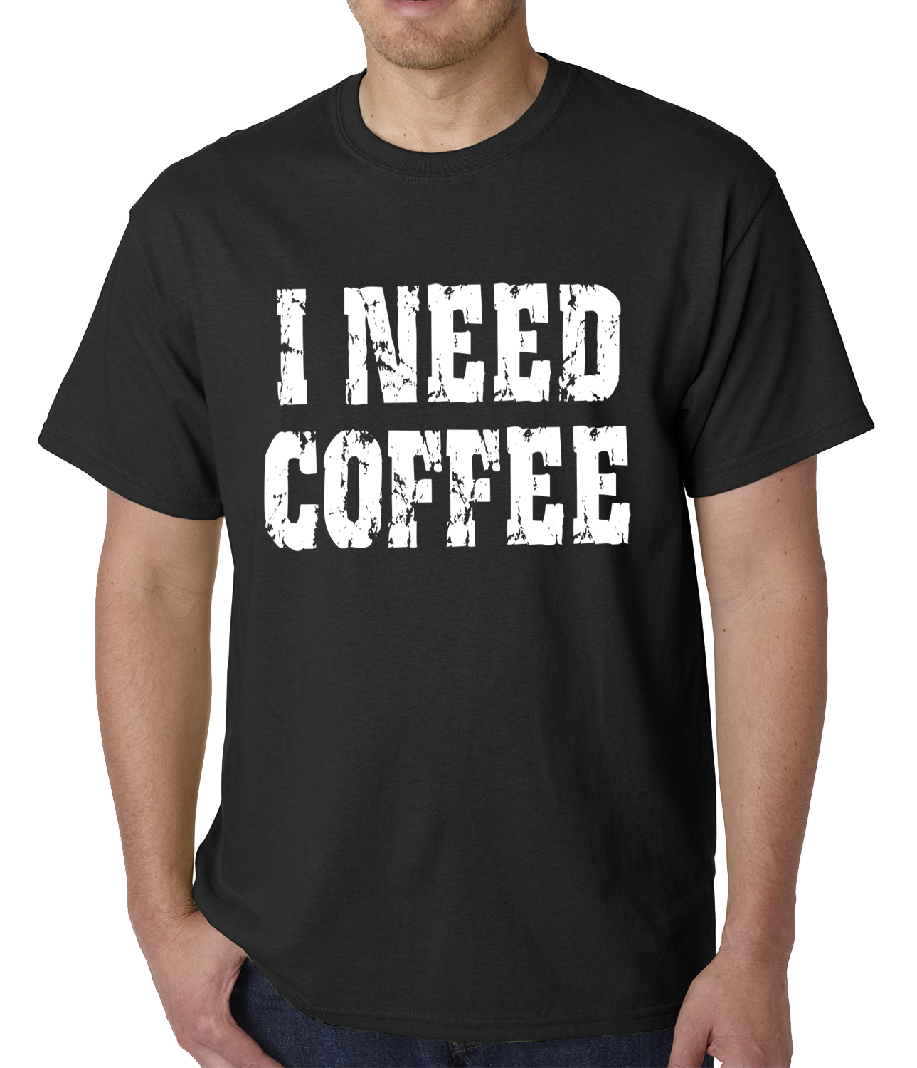 I need coffee mens t shirt for How to get coffee out of shirt