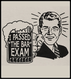 I Passed The Bar Exam T-Shirt