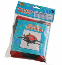Inflatable Ladybug - 16 Inches Big!