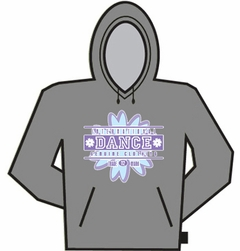 International Dancing Hoodie