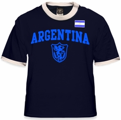 International Soccer Jersey Shirts - Argentina World Cup Jersey T-Shirt